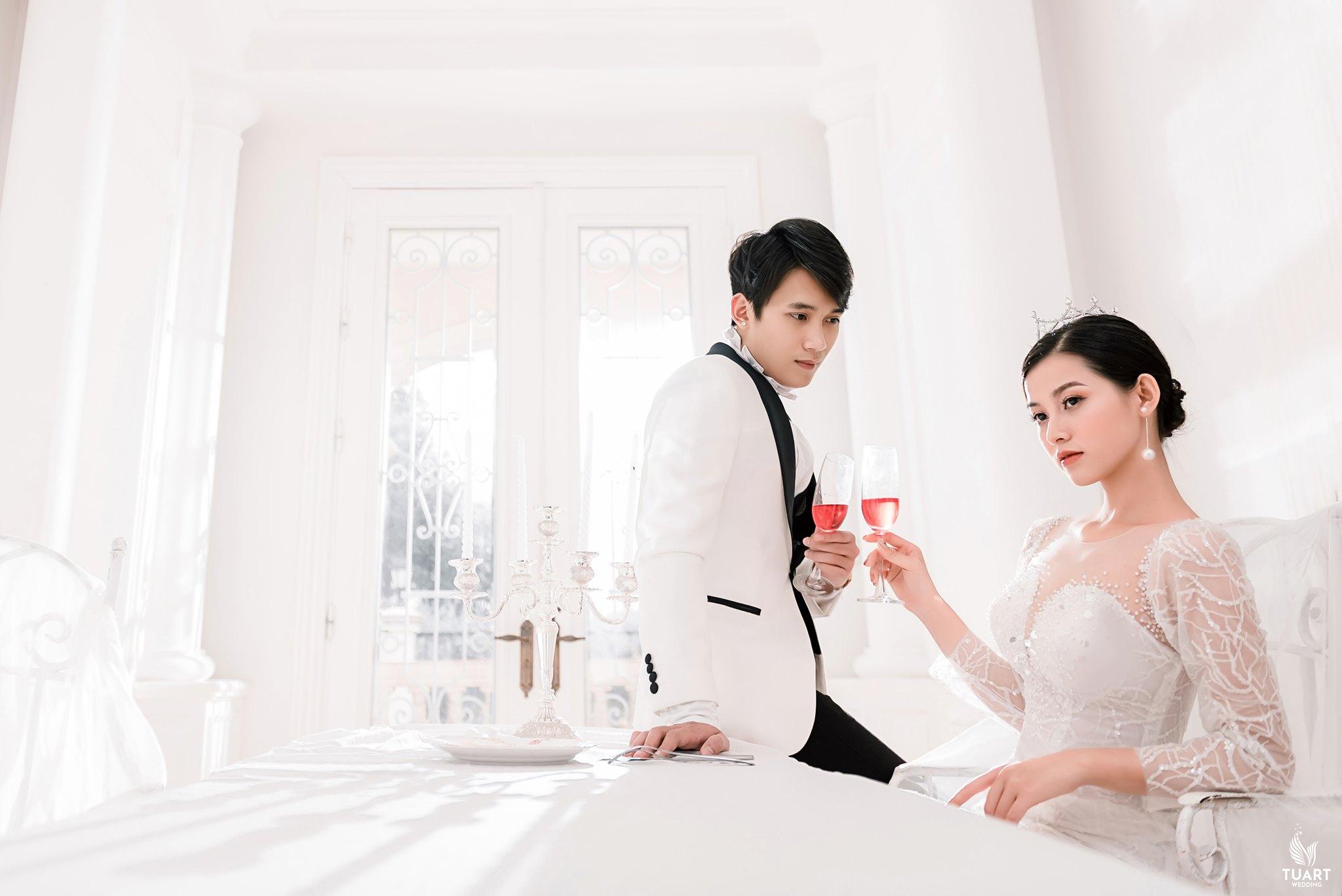 Album ảnh cưới đẹp tại Biệt Thự Hoa Hồng